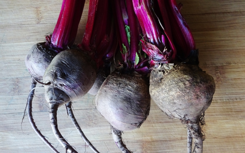 Beetroot - my favourite vegetable.