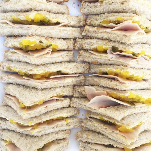frozen sandwiches